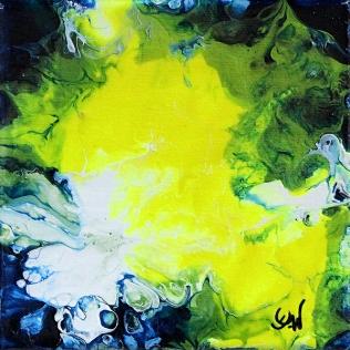 déco-D9 13 x 13 cm acrylique